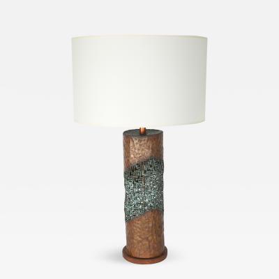 Marcello Fantoni Marcello Fantoni Torch cut Table Lamp