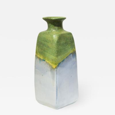 Marcello Fantoni Small ceramic vase by Marcello Fantoni circa 1960