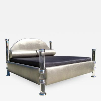 Marcello Mioni Acrylic Nickel Bed