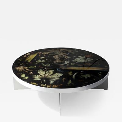 Marcin Rusak Flora Low Table