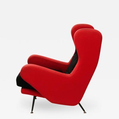 Marco Zanuso Marco Zanuso Attributed Lounge Chair