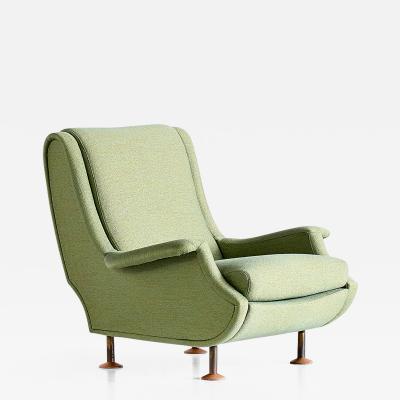 Marco Zanuso Marco Zanuso Regent Armchair for Arflex Italy 1960s