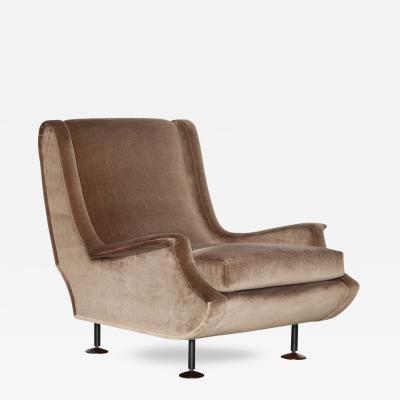 Marco Zanuso Regent Club Chair by Marco Zanuso for Arflex