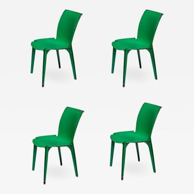 Marco Zanuso Set of Four Lambda Chairs by Richard Sapper and Marco Zanuso for Gavina