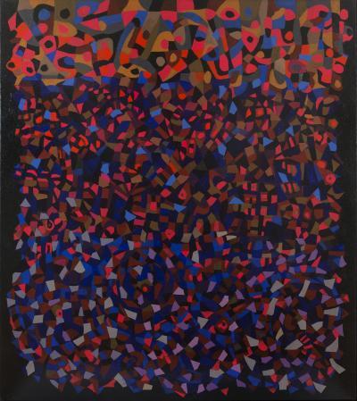 Margo Hoff Untitled IV