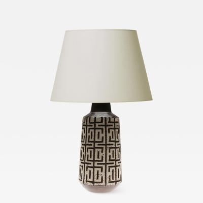Mari Simmulsson Labyrint Table Lamp by Mari Sammulson for Upsala Ekeby