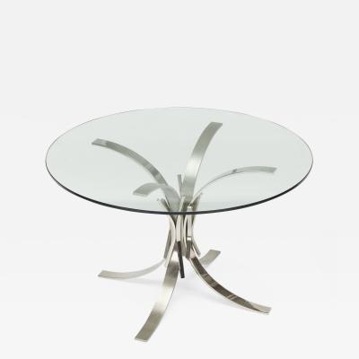 Maria Pergay Gerbe dining table