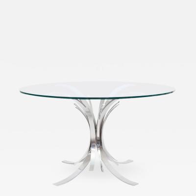 Maria Pergay Maria Pergay Gerbe Glass Dining Table