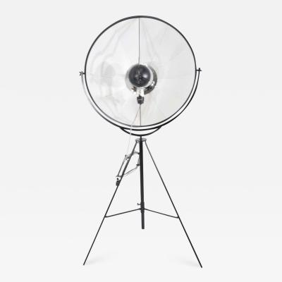 Mariano Fortuny Mariano Fortuny for Palluco Italia Photographer Lamp in Original Black