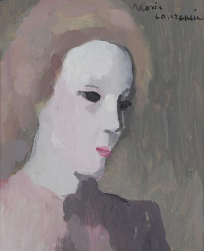 Marie Laurencin Portrait d Anne Turquet de Beauregard