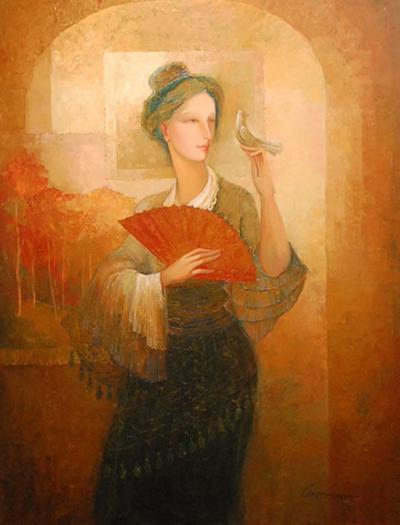 Marina Grigoryan Marina Grigoryan Oil Painting