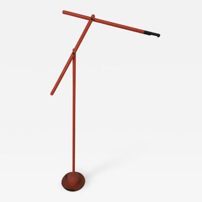 Mario Arnaboldi Postmodern Mario Arnaboldi Mira Floor Lamp for Programmaluce