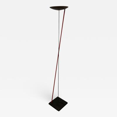 Mario Barbaglia Marco Colombo Post Modern Tao Floor Lamp or Torchere by Barbaglia and Colombo for PAF Studio
