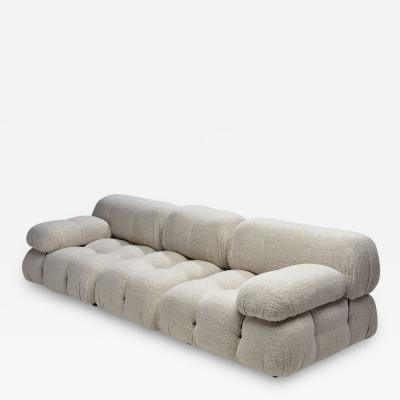 Mario Bellini Camaleonda Modular Sofa in 3 Segments by Mario Bellini for B B Italy 1971
