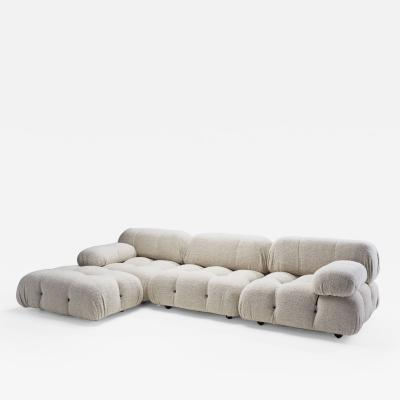 Mario Bellini Camaleonda Modular Sofa in 4 Segments by Mario Bellini for B B Italy 1971