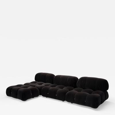Mario Bellini Camaleonda Modular Sofa in 4 Segments by Mario Bellini for B B Italy 1971