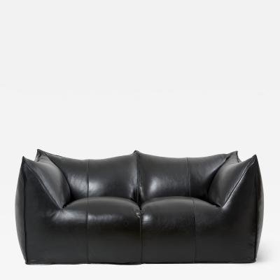 Mario Bellini Le Bambole Settee 2 Seat Sofa by Mario Bellini for B B Italia Italy 1970s