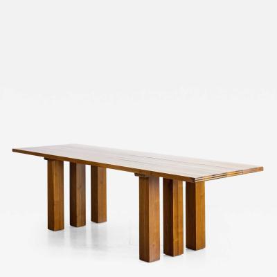 Mario Bellini MARIO BELLINI DINING TABLE