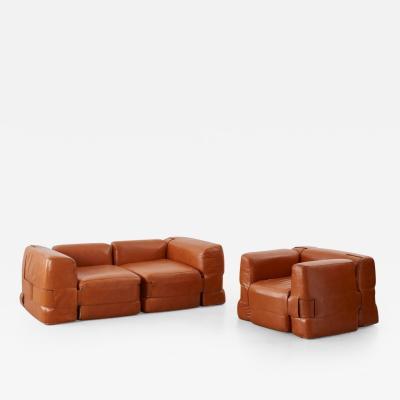 Mario Bellini Mario Bellini 932 Quartet sofa chair Cassina Italy 1964