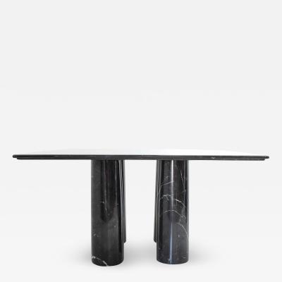 Mario Bellini Mario Bellini Il Colonnato Black Marble Table