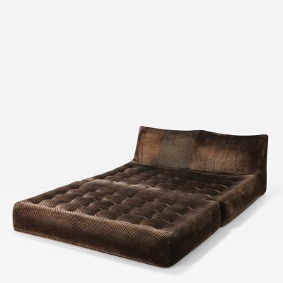 Mario Bellini Mario Bellini Le Bambole Daybed Sofa for B B Italia 1970s