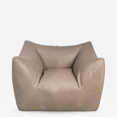 Mario Bellini Mario Bellini Leather Bambola Lounge Chair for B B Italia Italy 1970s
