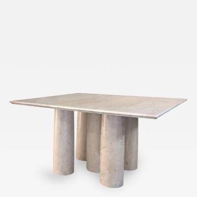 Mario Bellini Mario Bellini Rare Colonnato Dining Room Table Edition Cassina