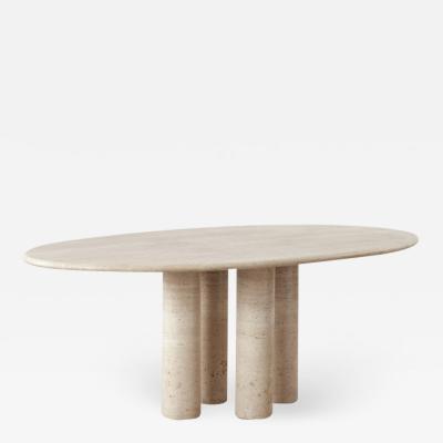 Mario Bellini Mario Bellini oval Il Colonnato table Cassina Italy 1977