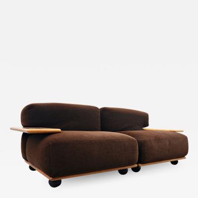 Mario Bellini Pianura Sofa By Mario Bellini For Cassina 1970s