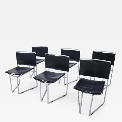 Mario Botta Botta 91 Chairs by Mario Botta for Alias 1991