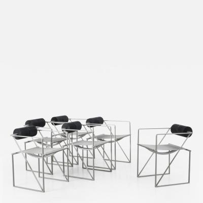 Mario Botta Mario Botta Seconda chairs 6 Alias Italy c 1985 POA Six available