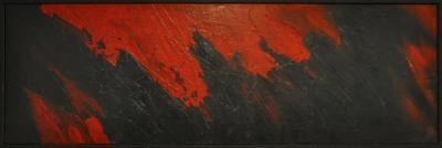 Mario Garcia Oil on Canvas Paris 1952