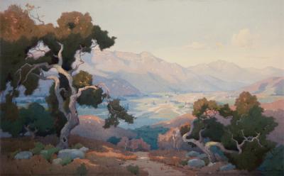 Marion Kavanagh Wachtel Ojai Valley