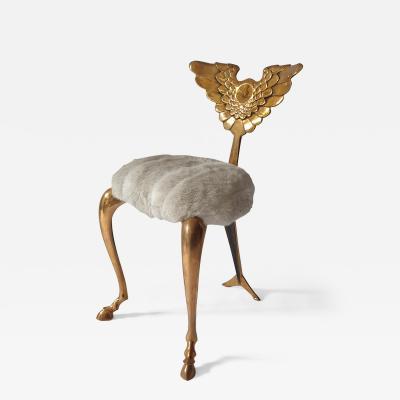 Mark Brazier Jones Chair Model Pegasus by Mark Brazier Jones