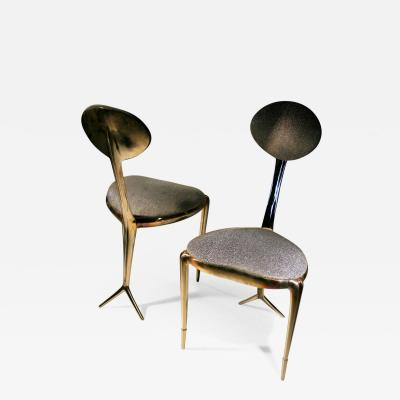 Mark Brazier Jones Duke Etiquette Hall Chairs