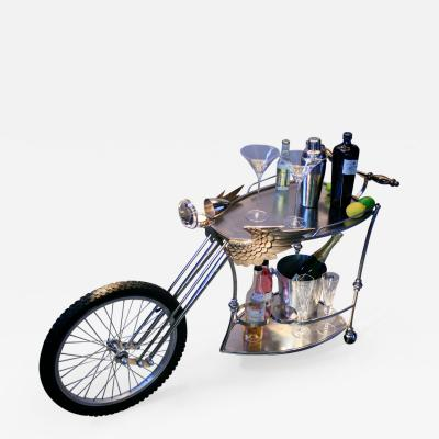 Mark Brazier Jones Flying New Zealander Drinks Trolley Cart