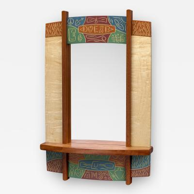 Mark Del Guidice Entryway Mirror