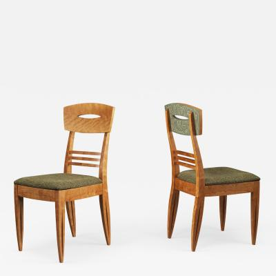 Mark Del Guidice Sanfra Chairs