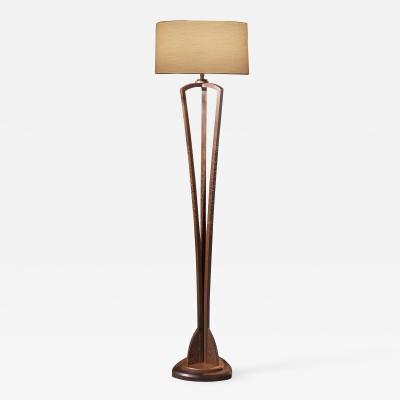 Mark Del Guidice Trilateral Lamp
