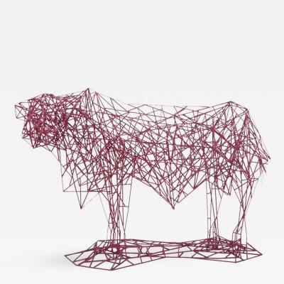Mark Doyle Red Bull Sculpture
