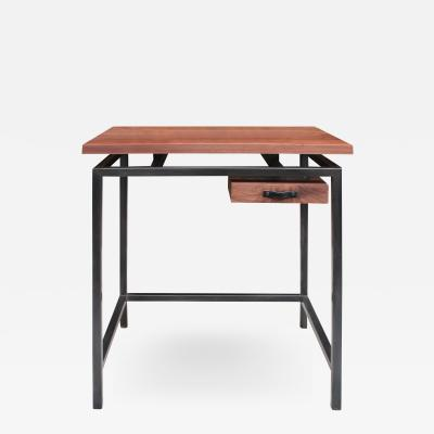 Mark Jupiter Floating Walnut Standing Desk by Mark Jupiter