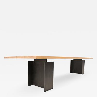 Mark Jupiter Girder Table by Mark Jupiter