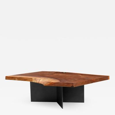Mark Jupiter Live Plate Coffee Table by Mark Jupiter
