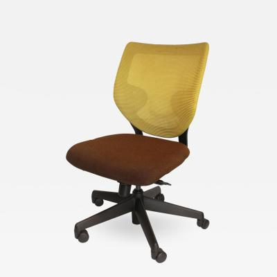 Mark Kapka Keilhauer Canada Ergonomic Swivel Desk Chair Designed by Mark Kapka