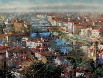 Mark Lague Over Florence
