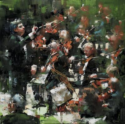 Mark Lague Symphony Ten