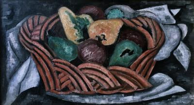 Marsden Hartley Basket with Fruit