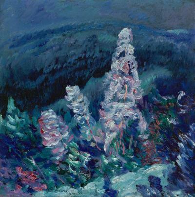 Marsden Hartley Songs of Winter