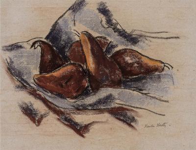 Marsden Hartley Still Life with Pears