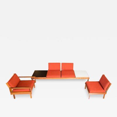 Martin Borenstein Martin Borenstein Modular Living Room Set